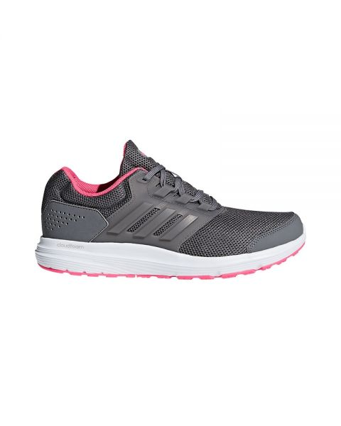 omitir físicamente peso  ADIDAS Galaxy 4 Women Grey - Comfort and softness in your running shoes