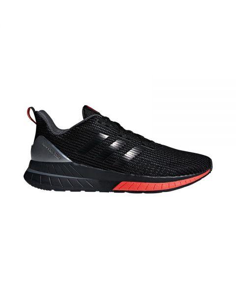 ADIDAS Questar TND Black Red - Maximum