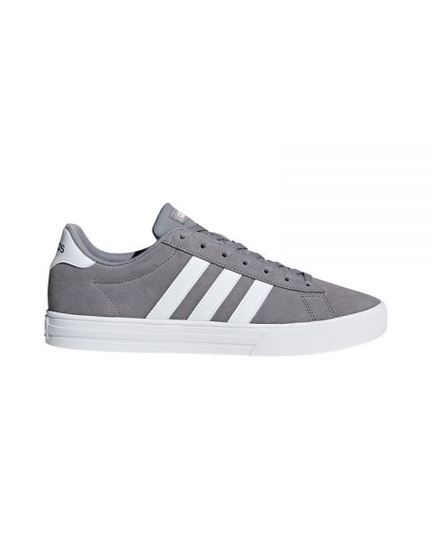 5176451ef3f ADIDAS NEO Daily 2.0 Grey White - Casual sneakers in grey