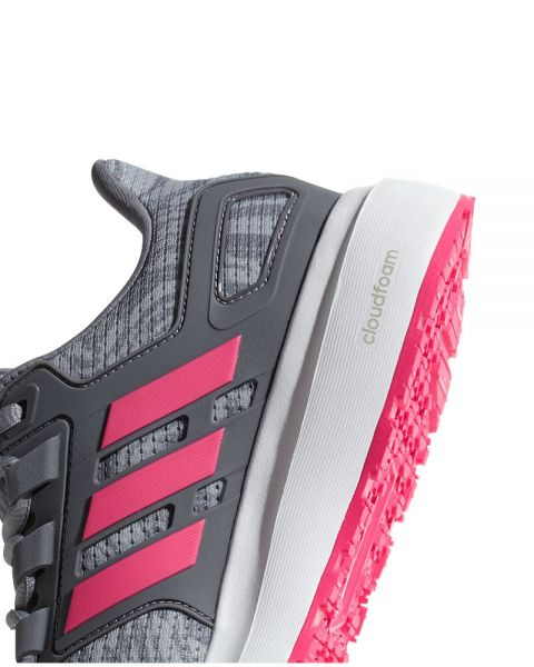 Leonardoda digerir Cromático  Adidas Energy Cloud 2 Grey Pink Women - Women running shoes