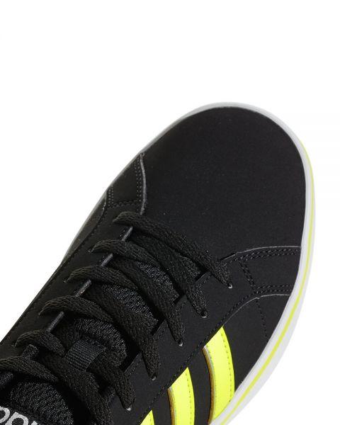 adidas neo gris y amarillo