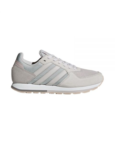 low priced 53e49 999b5 ADIDAS NEO 8K LIGHT GREY WOMEN DB1736