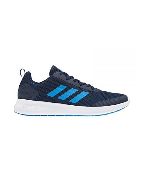 best service af595 c15f0 ADIDAS CLOUDFOAM ELEMENT RACE BLEU