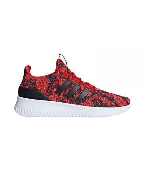 online store c9769 0f4d4 ADIDAS NEO CLOUDFOAM ULTIMATE RED BLACK DB0891