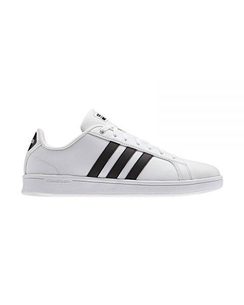 dfd74d90c4 adidas neo cloudfoam advantage blanco negro AW4294 - Zapatillas de ...