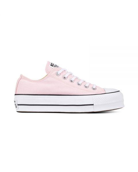 Converse Ctas Lift Ox Women Pink White