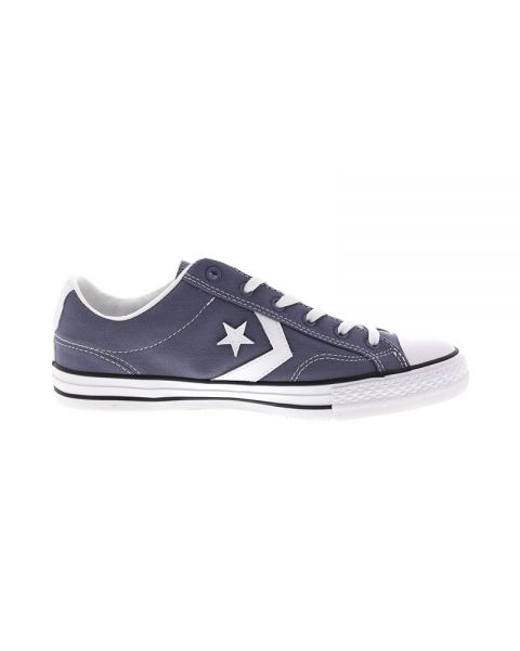 bd70b333df Converse All Star Player Ox Grey - With mesh lining