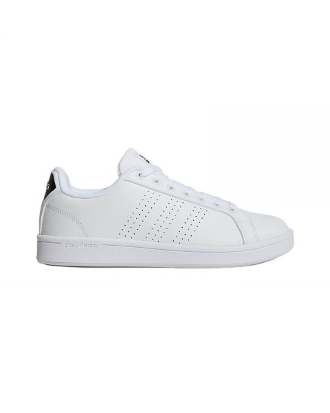 super popular bac95 7e9ea ADIDAS NEO CLOUDFOAM ADVANTAGE CLEAN WHITE WOMEN AW4323