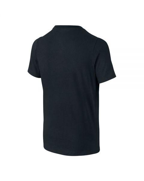 Camiseta Nike Just Do It Swoosh azul marino niño - Textil fresco e3eaef7cc0784