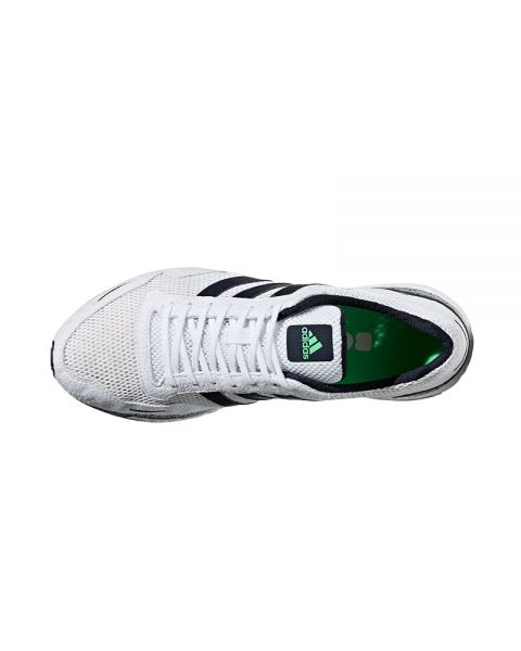 satélite República Alivio  ADIDAS Adizero Adios 3 White - For the best runners