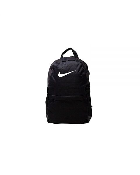 aba910b9f6fac Mochila Nike Brasilia negro blanco ni o -