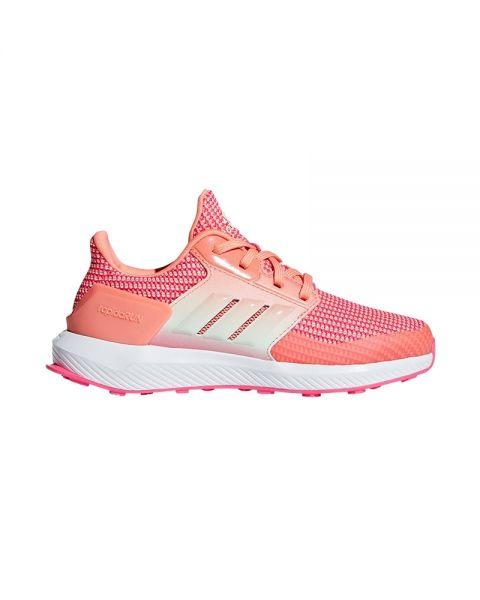 ADIDAS Rapidarun rosa coral Mujer flexible Ajuste ligero y flexible Mujer 8c175f