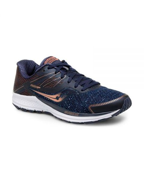 SAUCONY RIDE 10 NAVY MUJER S10373 30