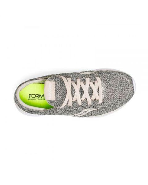 c1ddc845fb3f Saucony Kineta Relay Grey White Women - Light and comfortable