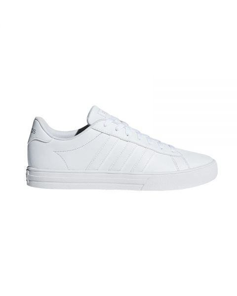 37a35ab677875f ADIDAS Daily 2.0 White - Resistant to wear