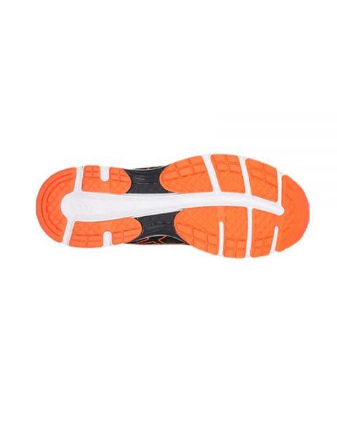 efff370be Asics Gel Pulse 10 negro naranja - Elegante y llamativo