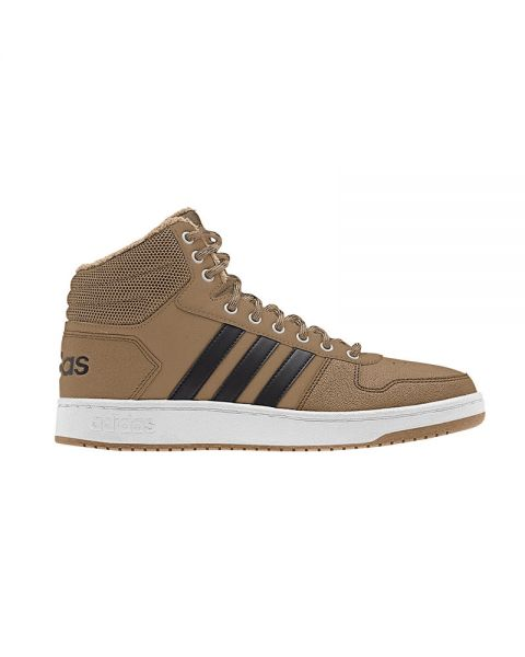 ADIDAS Hoops 2.0 Mid Brown - Perfect fit
