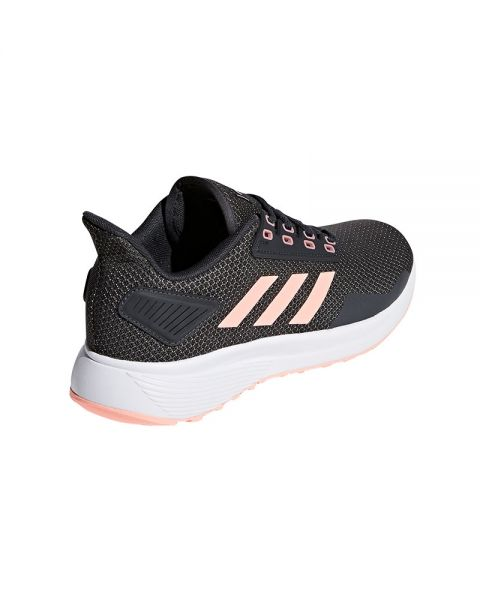 info for 014e8 b26c6 ADIDAS DURAMO 9 NERO ROSA DONNA BB6930