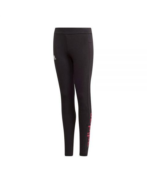 ff4822ad Adidas Essentials Linear black girl leggings - Light