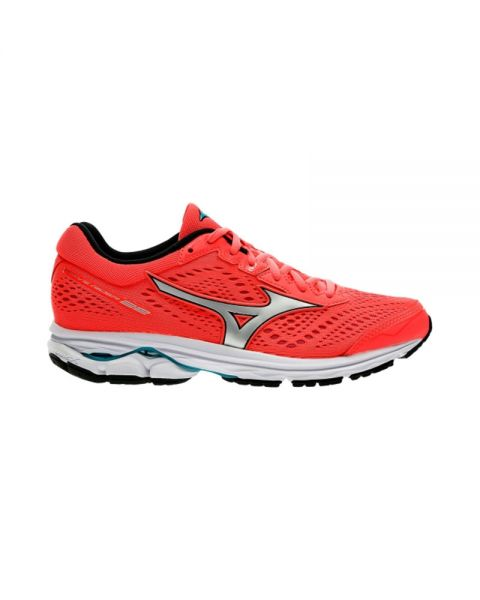 mizuno wave rider 22 red