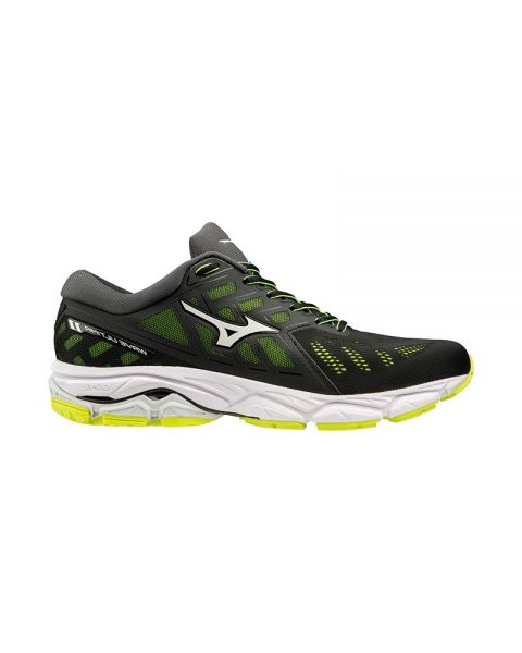mizuno wave ultima 11 amarillo negra