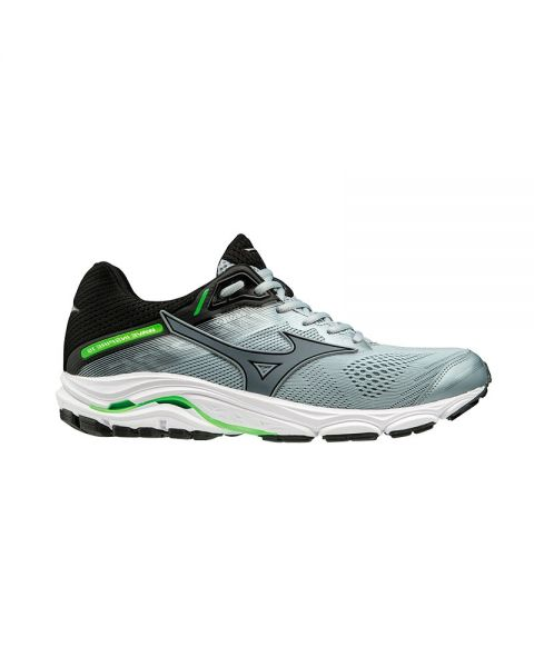 check out 0452f c4786 MIZUNO WAVE INSPIRE 15 GRIS NEGRO J1GC194435