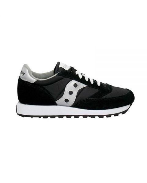 dde6bbe7 Saucony Jazz Originals Black Grey - Great comfort and attractive design