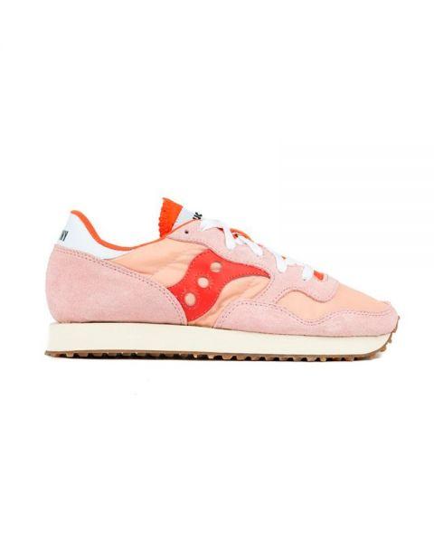 Saucony Dxn Trainer Vintage Pink Women