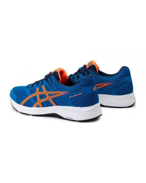 Asics Gel Contend 5 blue orange - GEL