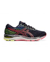 ASICS GEL CUMULUS 21 LS BLACK MULTICOLOUR 1011A634 400