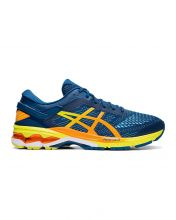 ASICS GEL KAYANO 26 BLUE YELLOW 1011A712 400