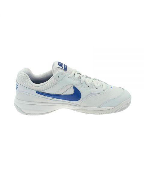Nike Court Lite Clay white blue