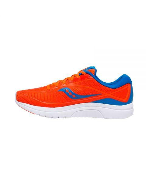 Saucony Kinvara 10 Orange Blue - More