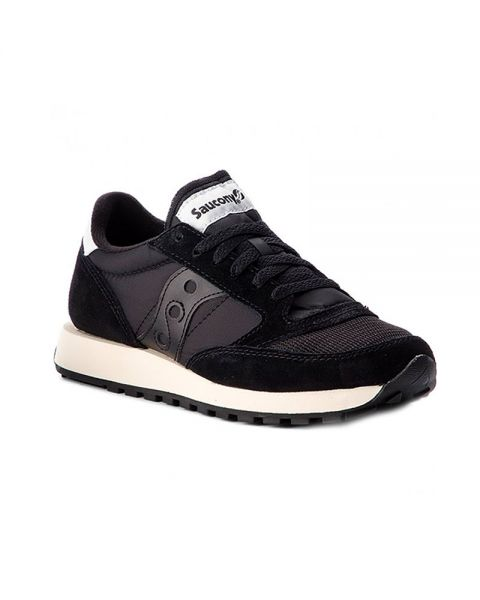 SAUCONY JAZZ ORIGINAL VINTAGE BLACK WOMEN S60368 9