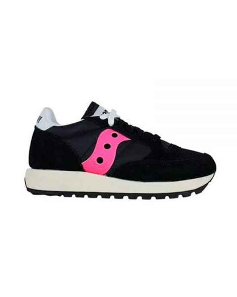 check out 9cada 15e82 SAUCONY JAZZ ORIGINAL VINTAGE BLACK PINK WOMEN S60368-61