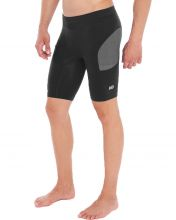 HG SPORT ADAMAS BLACK GREY SHORTS