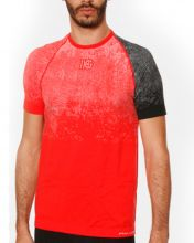 HG SPORT RACE RED BLACK SHIRT