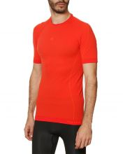 T-SHIRT MICROPERFORE HG SPORT BLINK ROUGE