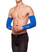 HG SPORT ZERO BLUE CARBON COMPRESSIVE OVER-SLEEVES