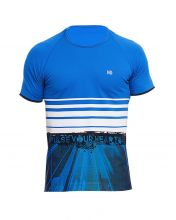 HG SPORT FRAME ROYAL BLUE SHIRT