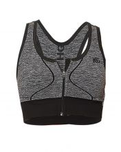 HG SPORT FLOW BLACK WOMEN SPORTS BRA
