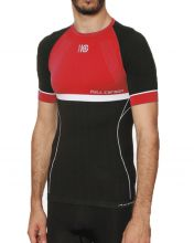 HG SPORT ADESSO BLACK RED SHIRT