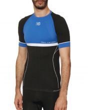 HG SPORT ADESSO BLACK BLUE SHIRT