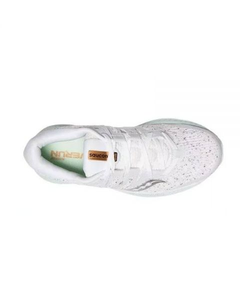 SAUCONY RIDE ISO BLANCO MUJER S1044440S