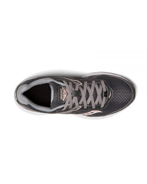 SAUCONY COHESION 11 MUJER GRIS DURAZNO S10420 7