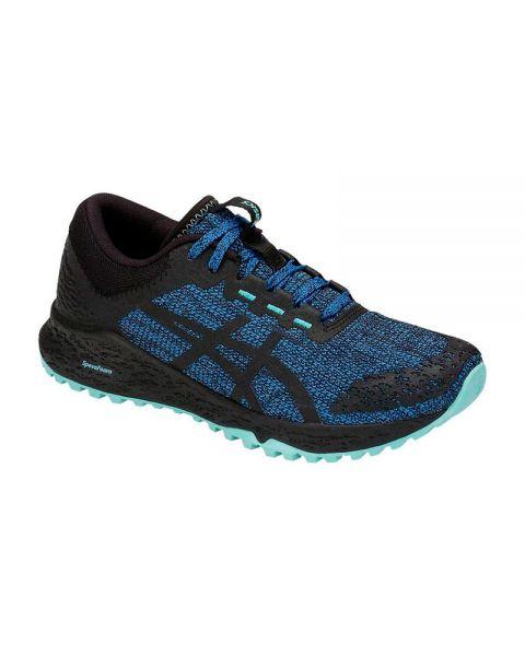 ASICS ALPINE XT BLUE BLACK WOMEN T878N 400