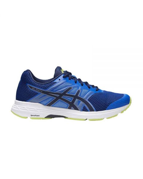 d1f9ae87dfc Asics Gel-Exalt 5 blue - High breathability running shoes