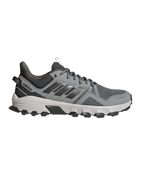sencillo Hierbas caja  Adidas Rockadia Trail black - Cloudfoam cushioning