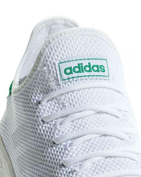 Adidas Court Adapt white green