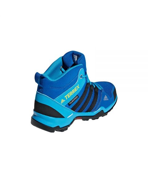 Adidas Terrex Ax2r Mid Cp K blue